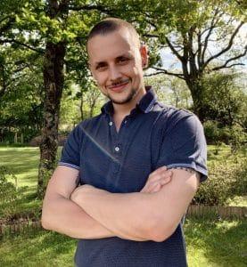 Maxime LEBAS SOWAM - consultant webmarketing